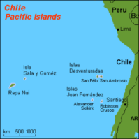 Chile's largest marine park