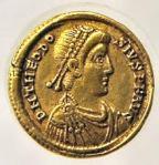 Theodosius Coin