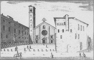 San-Giovanni-in-Conca in 1660s
